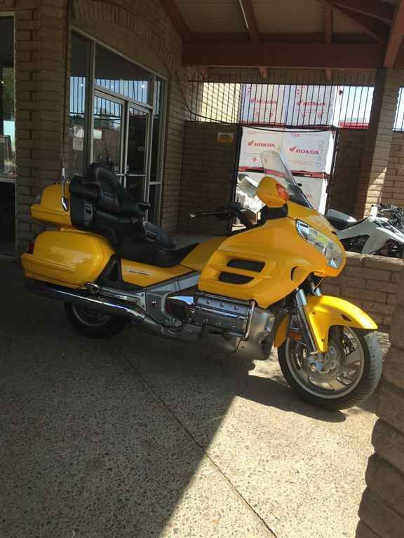 Used 2010 Honda Gold Wing® Audio Comfort Navi XM Motorcycles For Sale in Arizona,AZ. Call Western Honda- The King of Honda Powersports at 480.524.1435 Come see us for THE BEST information- You can always call us with a credit/ debit card deposit ready to RIDE this awesome machine! Our Powersports Dealership offers the lowest pricing possible, combined with a low pressure, friendly expert staff. Everything is on sale at Western Honda in our Sales, Parts and Honda Service Departments. We shop…