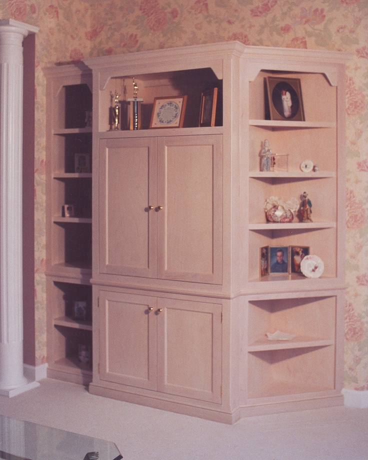 37 best Craftsman Style Media Cabinets images on Pinterest ...