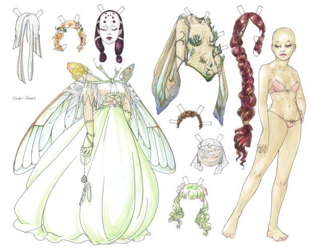 187 best Paper Dolls images on Pinterest Princesses, Beautiful - sample paper doll