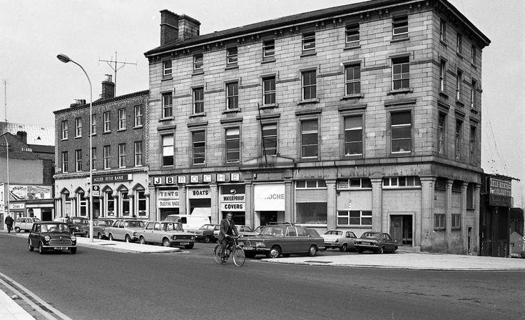 Cornmarket, Dublin 1972