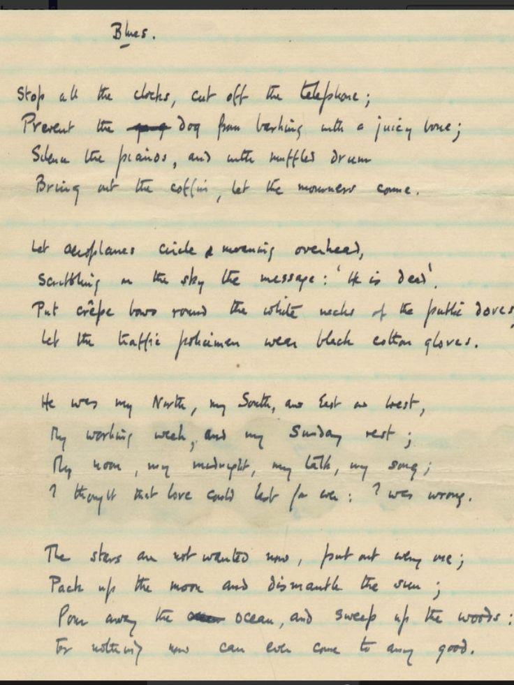 an analysis of the poem the funeral Analysis of poem anthem for doomed youth by wilfred owen the poem throughout compares the deaths of the soldiers with traditional funeral.