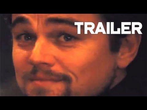 Django Unchained Official Trailer 2012 (HD) - Jamie Fox, Leonardo DiCaprio, Jonah Hill