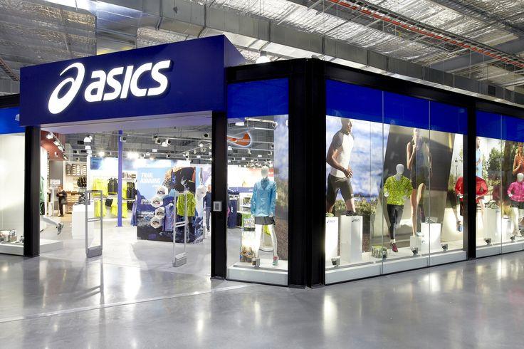 ASICS Outlet, Unihill, Melbourne - Asics Entrance