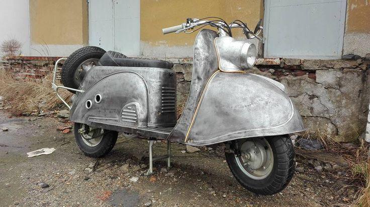 TZM TULA T200 1952 200 ccm