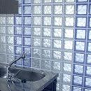 Bild: Glasbausteine-center Glasbausteine-center.de Bad Dusche Showers Glasbausteine Glassteine Glass Blocks Glasbaustein Glasstein Duschwand Sanitär Nassbereich Glasdallen glazen blokken Glasblokke glass blokker Lasitiilet Glasblock Lasi Tiili gler blokki