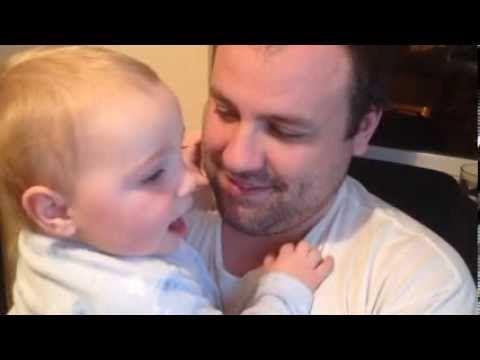 Talented Toddler Singing along to the Irish National Anthem!