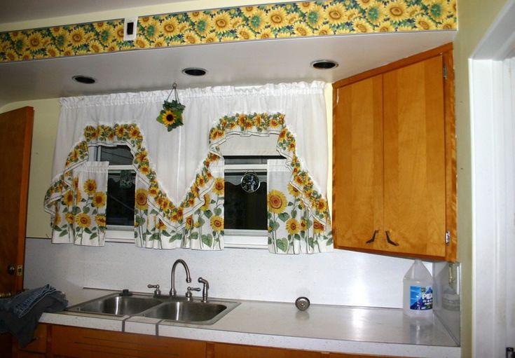 Sunflower Kitchen Accessories