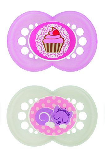 MAM Pearl, 6+ months #mambaby #pacifiers