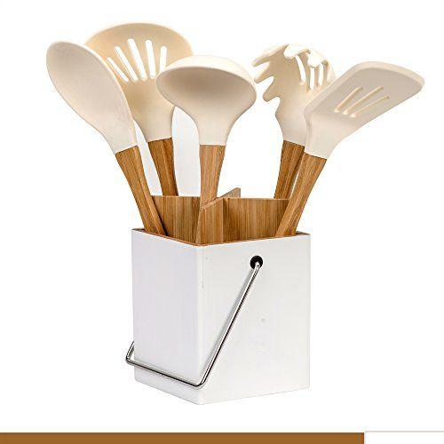 ELEGANT, HIGH QUALITY KITCHEN UTENSIL SETThis Amazing 5 Piece Kitchen  Utensil Set From Kitchen