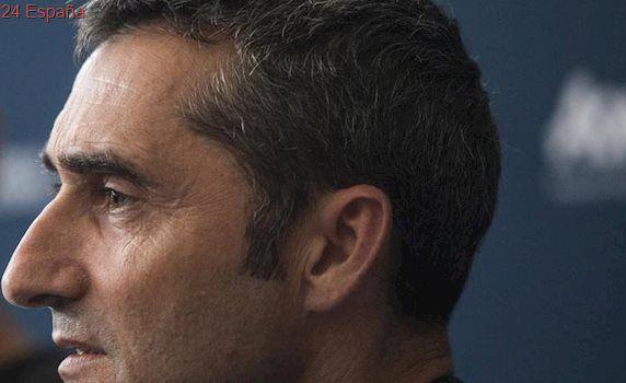 Valverde trata de aislarse del caso Neymar