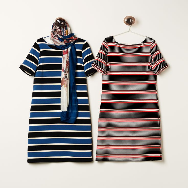 Spring Drumming | New Collection | Inspired | Striped | Dress