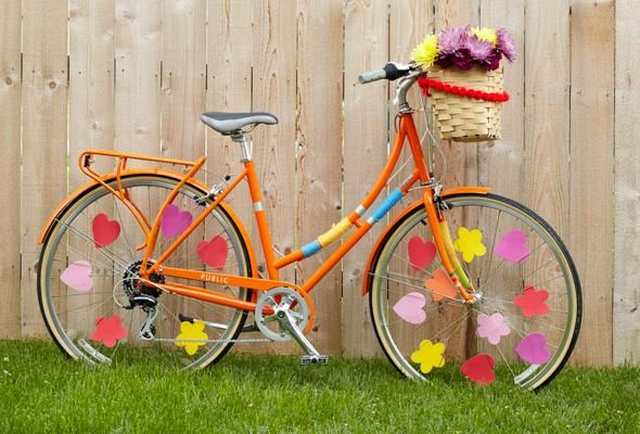 Organize a Bike Parade in 5 Simple Steps ¬¬– P&G everyday | P&G ...