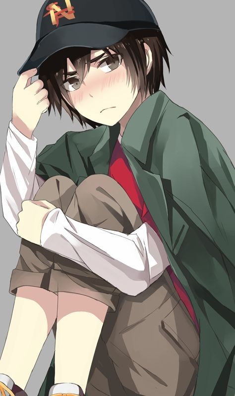 "Hiro from ""Big Hero 6"" - Art by 唪瓜Fonguaming"