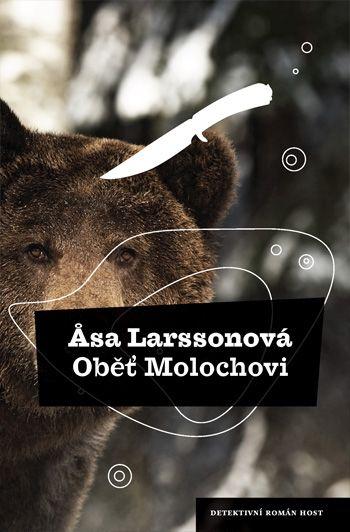 Neohrožená právnička Rebecka Martinssonová se vrací.  http://www.palmknihy.cz/web/kniha/obet-molochovi-5676.htm