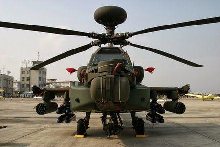 AH-64D ロングボウ・アパッチ