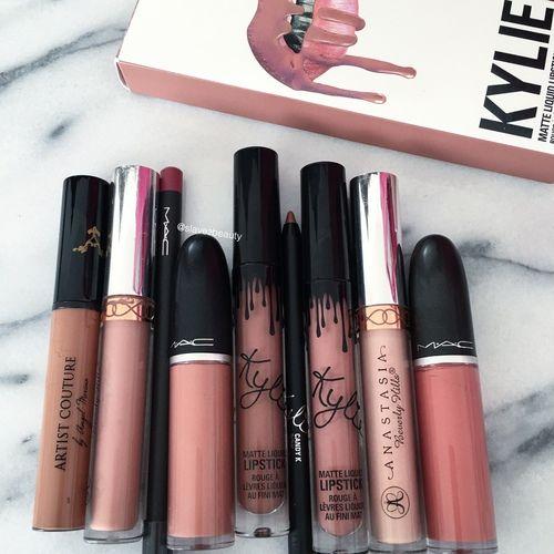 makeup, makeup product, and beauty-bild