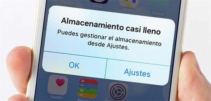¿Reciba el aviso Almacenamiento casi lleno al abrir la cámara para tomar fotos? Pues le presentamos dos manera de transferir fotos del iPhone al PC con Windows 10 para aumentar el espacio libre. https://www.reneelab.es/transferir-fotos-del-iphone-al-pc-con-windows-10.html