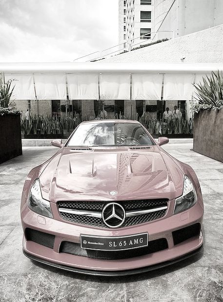 Cars - Mercedes I love the color of this one! A girl can only dream no