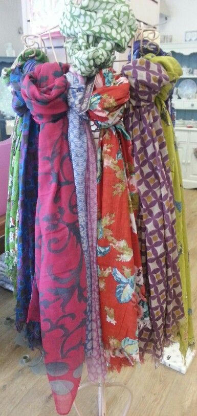 Wrap yourself in comfort with our beautiful cosy autumn scarf collection ♥ #cosy #comfort #scarf #autumn