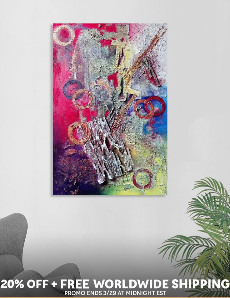 """Discover «""""A Song From Before We Were Born""""», Exclusive Edition Canvas Print by Ildikó Csegöldi Décsei - From $59 - Curioos"""
