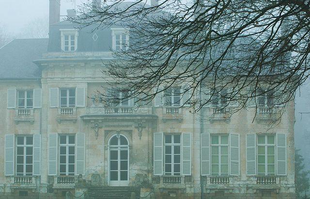 Chateau de Saint-Gratien - Somme, Picardie