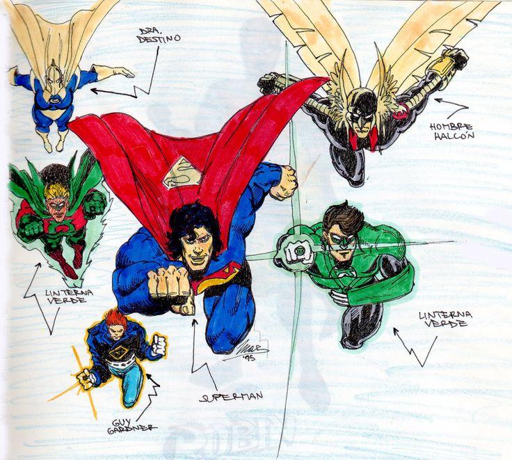 Batalla de Super Héroes   Flickr - Photo Sharing!