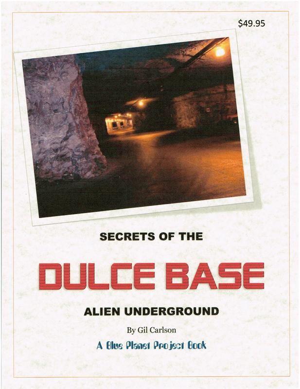Dulce Base Alien Underground Book