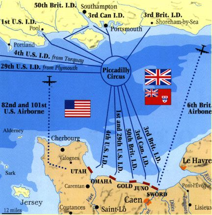 best 25 d day map ideas only on pinterest normandy map d day