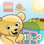 Lego Duplo Peekaboo - Lek tittut med Duplo-djur | Pappas Appar