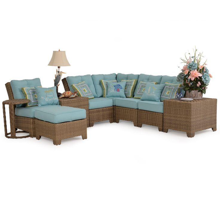 Outdoor Sectionals, Outdoor And Casual On Pinterest