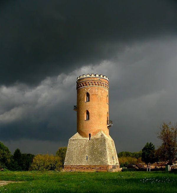 Chindia Tower – one of the last surviving guard towers built by Vlad III the Impaler