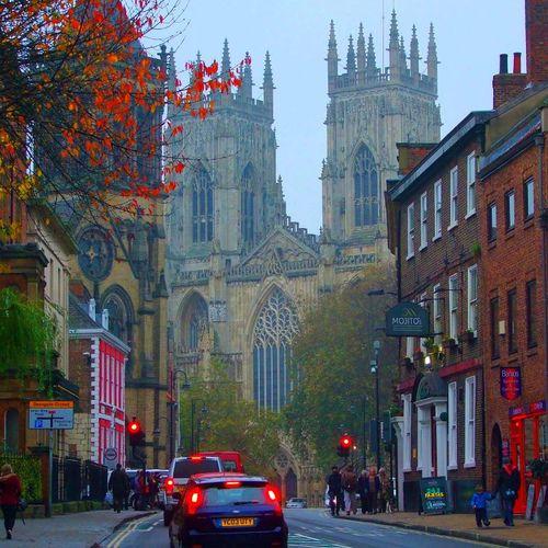 * C U R A T E D * S T Y L E * - allthingseurope: York, UK (by tina negus)