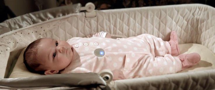 Monbaby, le moniteur de sommeil pour les bébés