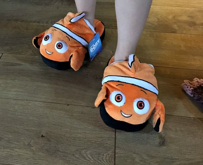 Stompeez  are the most favorite slippers sold, as far as my son is concerned and now the characters are a lot more fun. With characters like Nemo, Dora, Batman, Mickey, Minnie and more they make great gifts.