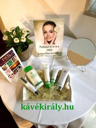 Aloe vera és Ganoderma gyógygomba tartalmú DXN kozmetikumok:http://kavekiraly.hu/termekek#katnev_3