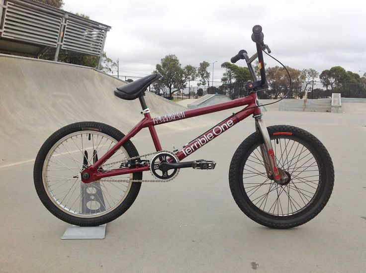 56 Best Bmx Images On Pinterest: 29 Best Images About Terrible One Bmx Build Inspiration On