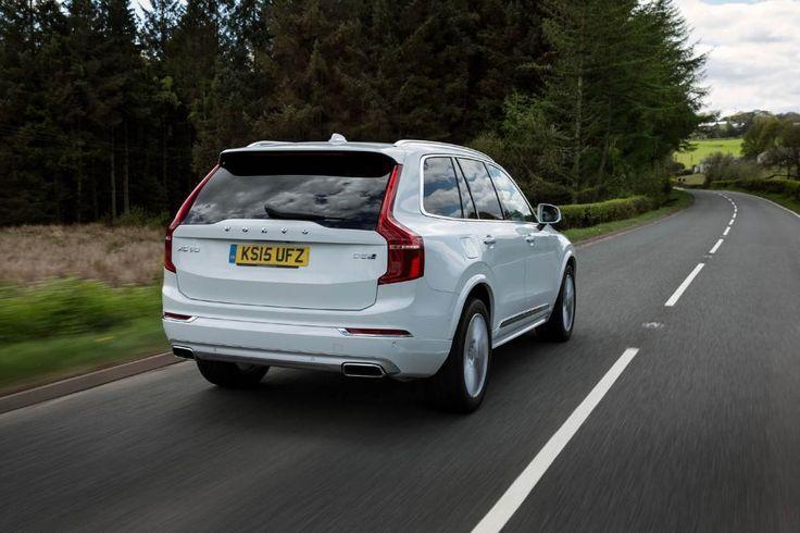 Turbo tweaks for Volvo SUVs | Eurekar