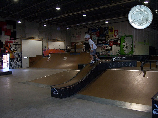 indoor skate park - Google Search