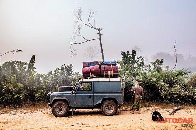 디펜더와 함께한 아프리카 여행기 : 네이버 포스트