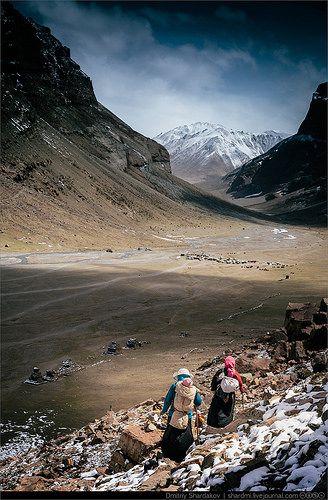 Mt. Kalash Pilgrimage . Tibet