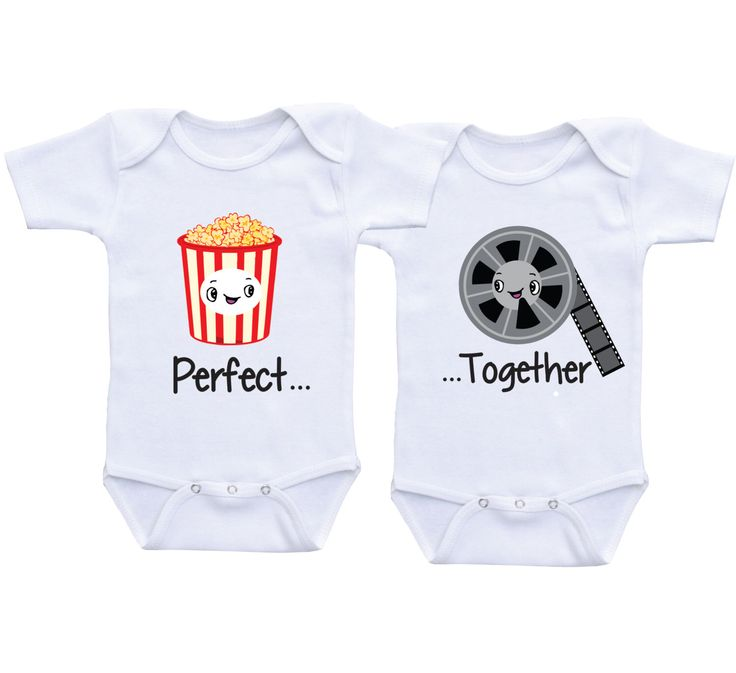 Twins baby shower Twins Outfits Boy Girl Twins Baby gifts Matching boy girl outfits twin onesies twin baby clothes gift for twins onesies by DAIICHIBANdesigns on Etsy https://www.etsy.com/listing/261322589/twins-baby-shower-twins-outfits-boy-girl
