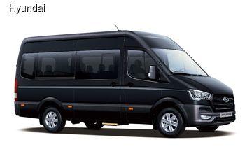 #Hyundai выводит на мировой рынок свои микроавтобусы, которые ранее продавались только в Корее и Китае.