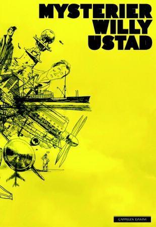 """""""Mysterier - uforklarlige hendelser fra hele verden"""" av Willy Ustad"""