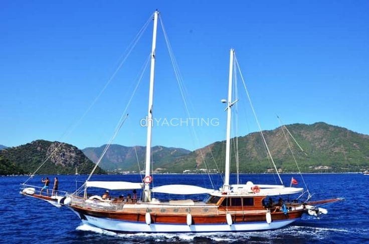 Gulet yacht Sofia