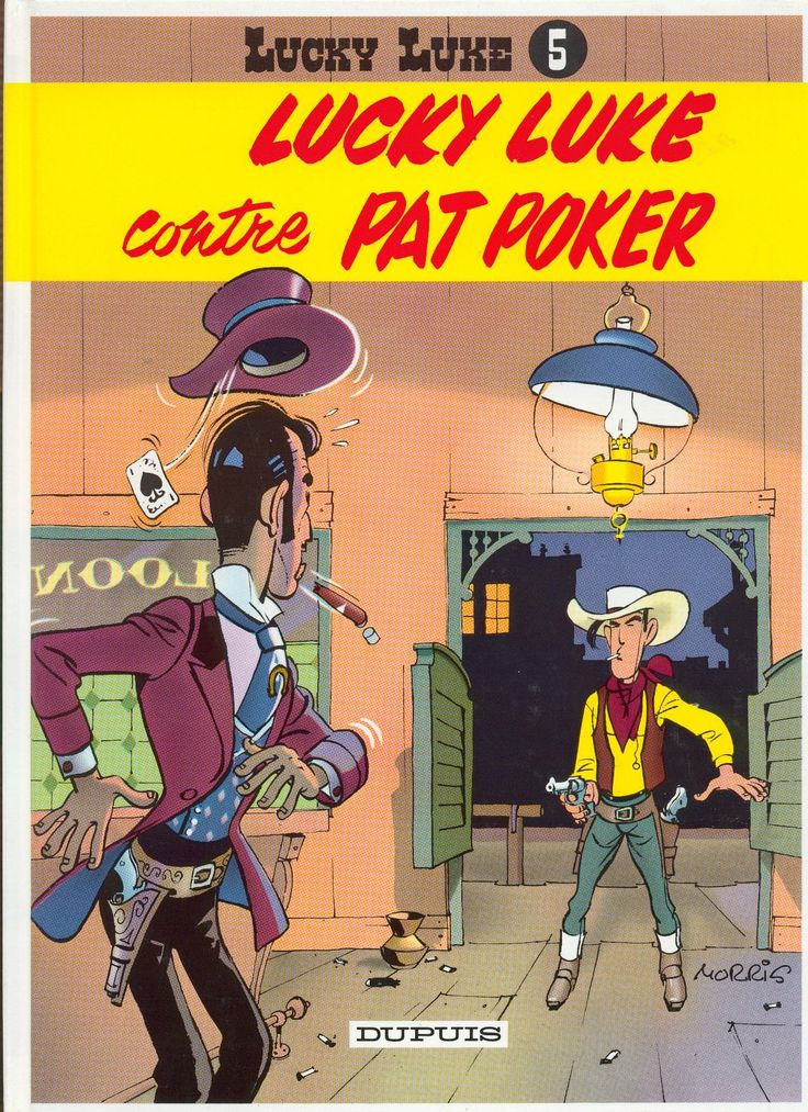 N*05 Lucky Luke contre Pat Poker