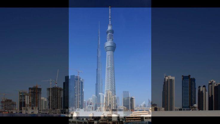 I grattacieli più alti del mondo by Francesco Gimigliano