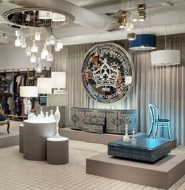77 best images about cool retail concepts on pinterest for Retail design companies london