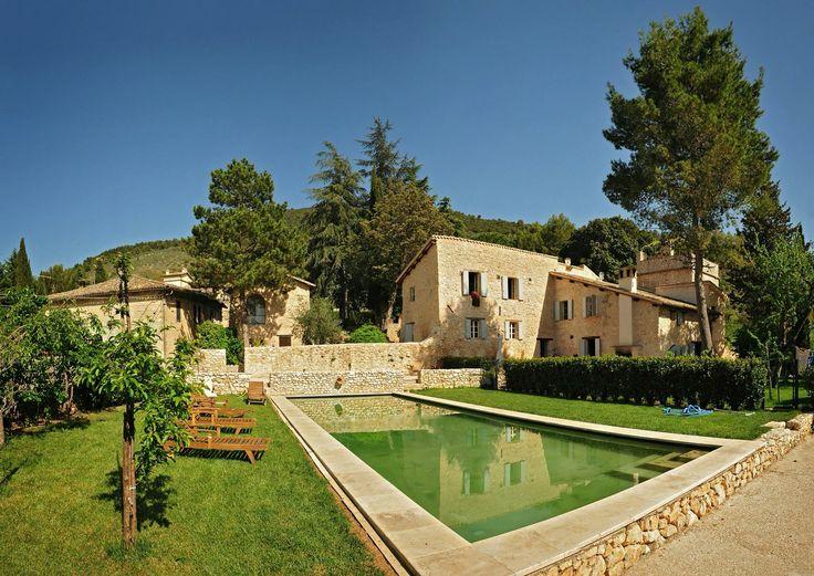 Villa Campo Verde... Beautifully restored Italian villa available for holiday and wedding rentals