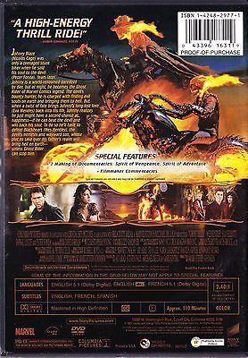 Ghost Rider (DVD) Nicolas Cage, Eva Mendes, Sam Elliott