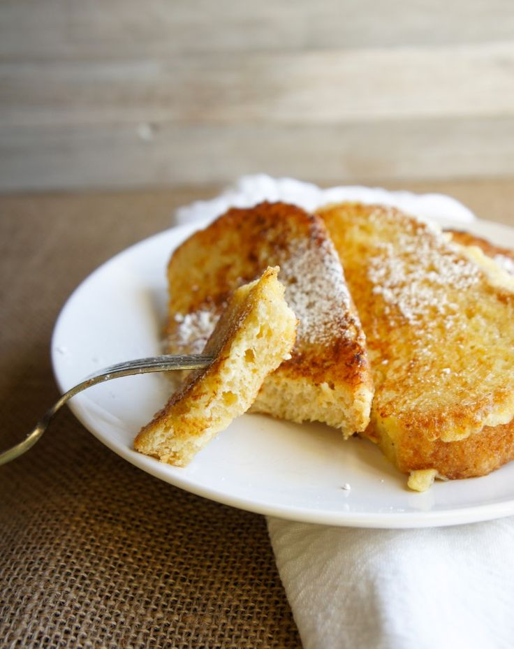 Grenki (Russian French Toast)  | Russian food, Russian recipes  desserts